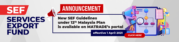 New SEF Guidelines